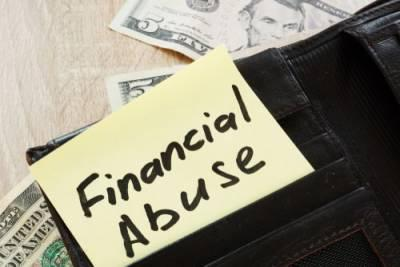 Have You Been a Victim of Financial Abuse?