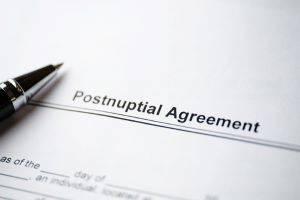 What Is the Purpose of a Postnuptial Agreement?